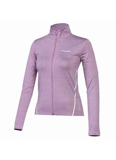 Hummel Kadın Zip Ceket Menda 921144-3291 Mor